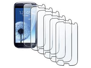Insten 6-piece Screen Protector compatible with Samsung Galaxy S III/ S3