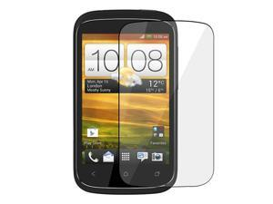 Insten 2 packs of Reusable Screen Protectors compatible with HTC Desire C