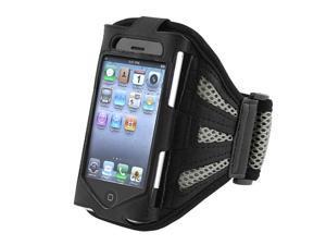 Insten Jogging Sport Armband Cover+Headset Headphone Earphone For Apple iPhone 4 G 4G