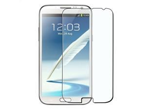 Insten 5 x Anti-Glare Screen Protector Compatible with Samsung Galaxy Note II Note 2 N7100