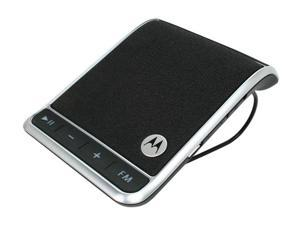 MOTOROLA TZ700 Roadster In-car Speakerphone with MotoSpeak / Stream Audio to Car Speaker (89423N) – Retail Packaging