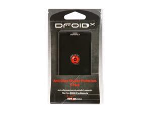 MOTOROLA Anti-Glare Display Protectors For DROID X (3 Pack) MOTDRDX3PKASP