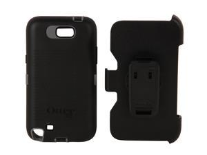 OtterBox Defender Knight Solid Case For Samsung Galaxy Note 2 77-24043