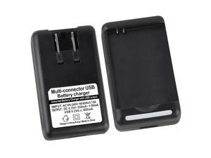 Insten 2100 mAh 3 x Battery + US Wall USB Charger For Samsung Galaxy S3 907588