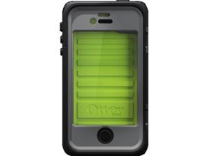 OtterBox Armor Series Case For iPhone 4/4S Neon Green/Grey 77-25794