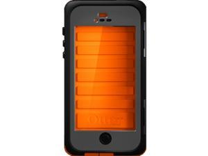 OtterBox Armor Series Electric Orange Solid Case For iPhone 5 77-25800