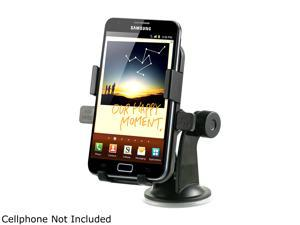 iOttie Black Easy One Touch XL Car Mount Holder for iPhone 6s Plus / 6 Plus / Galaxy S6 / S4 /Note 5 / Note 4 HLCRIO101