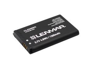 Lenmar Black Replacement Battery Fits Rugby II A847 CLZ558SG