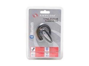 ANYCOM HS-777 Bluetooth Headset Black/Silver