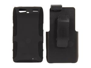 Seidio ACTIVE Combo Black Holster For Motorola Droid Razr BD2-HK3MTRZ-BK