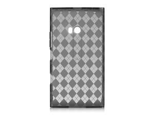 Luxmo Smoke Smoke Checker Design Case & Covers Nokia Lumia 900