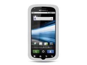 Motorola Atrix MB860 Clear Silicone Skin Case