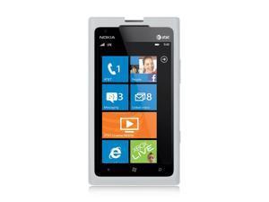 Nokia Lumia 900 Clear Silicone Skin Case