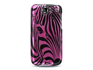 Luxmo Pink Pink with Zebra Face Design Case & Covers Google Nexus 1