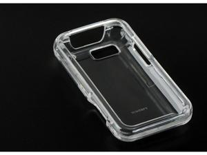 Motorola Defy Clear Crystal Case