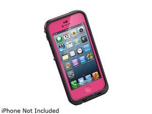LifeProof fre Magenta/Black Case For iPhone 5 1301-03