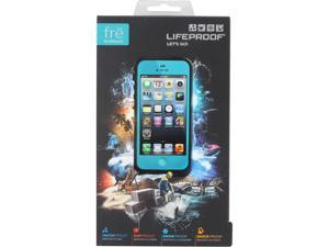 LifeProof fre Teal / Black Case For iPhone 5 1301-06