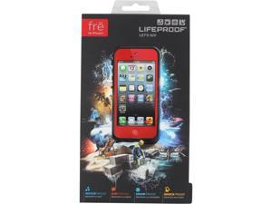 LifeProof fre Red/Black Case For iPhone 5 1301-05