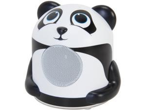 GOgroove Portable Panda Speaker Night Light with Enhanced Bass Woofer , USB Cable & 3.5mm AUX Cable – Perfect for Nap time , Bedtime & More