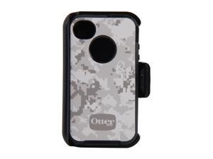OtterBox Defender Black Blizzard Camo Case For iPhone 4/4S APL2-I4SUN-M7-E4OTR