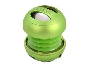 XMI Green 3.5mm Capsule Speaker X-Mini II