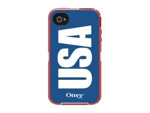 OtterBox Defender Blue USA Case For iPhone 4/4S 77-20648