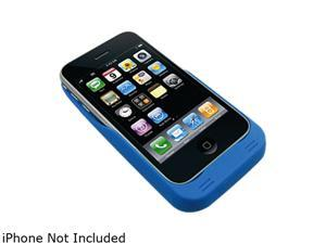 My Solar Life iSolar Plus Blue Solar Powered Charger Case For iPhone 4 / 4S msl104