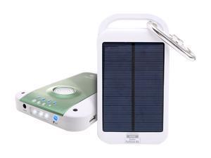 Accessory Power 4000 mAh ReVIVE Solar ReStore XL USB Solar Battery Pack CH-SOLRESTOREXL-WHT