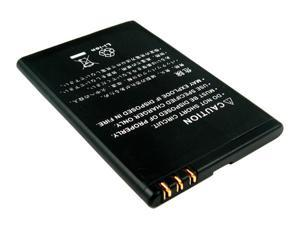 Lenmar Black Replaces BP-4L Battery for Nokia Cellular Phones (CLKBP4L)