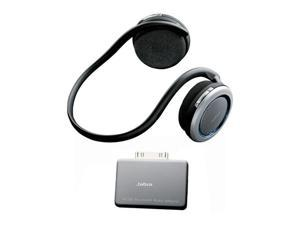 Jabra BT620s + A125s Bluetooth Stereo Headset w/ iPod Bluetooth Adapater