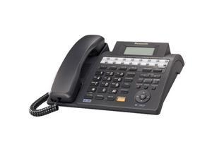 Panasonic KX-TS4300B 4-line Operation Corded Phone Integrated Answering Machine