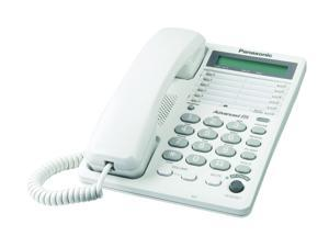 Panasonic KX-TS108W 1-line Operation Corded Phones