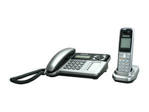 Panasonic KX-TG1061M 1.9 GHz Digital DECT 6.0 1X Handsets Cordless Phone