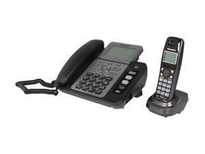 Panasonic KX-TG9471B 1.9 GHz Digital DECT 6.0 1X Handsets Cordless Phones
