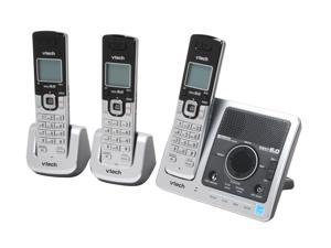 Vtech DS6121-3 1.9 GHz Digital DECT 6.0 3X Handsets Cordless Phone