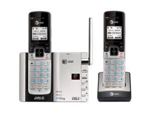AT&T TL92273 Cordless Phone 2 handset Connect to Cell