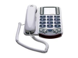 Clarity KIT XL50 Clarity Corded Phone with Free Lamp Flasher Perp