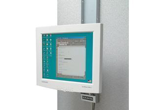Kensington 60058 Flat Panel Monitor Cubicle Hanger