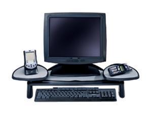 Kensington K60046US Flat Panel Monitor Stand - Black with SmartFit System