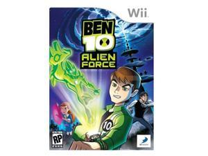 Ben 10: Alien Force Wii Game