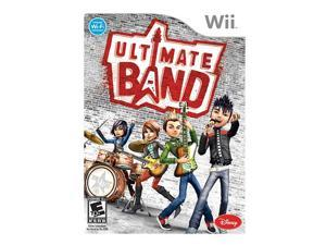 Ultimate Band Wii Game Disney