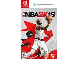 NBA 2K18 Early Tip Off Edition - Nintendo Switch