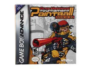 Paintball 06 Max'd GameBoy Advance Game Activision