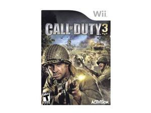 Call of Duty 3 Wii Game Activision