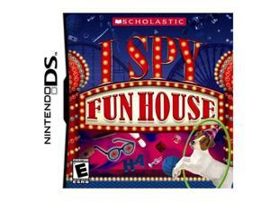I Spy Fun House Nintendo DS Game Activision