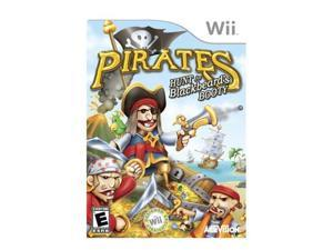 Pirate's: The Hunt For Blackbeard's Booty Wii Game Activision