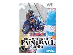 Paintball Breakout 2009 Wii Game Activision