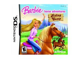 Barbie Horse Adventures: Riding Camp Nintendo DS Game Activision