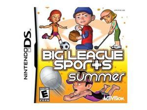Big League Sports: Summer Sports Nintendo DS Game