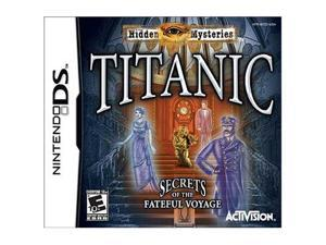 Titanic: Mysteries of the Deep Nintendo DS Game